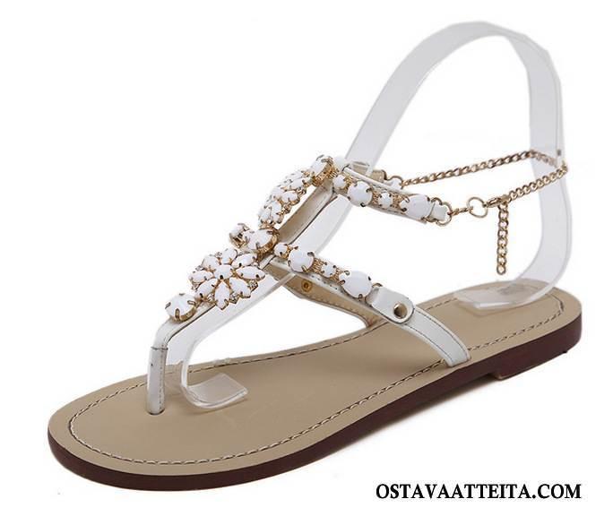 Sandaalit Naisten Kuuma Naisille Strassi Halvat