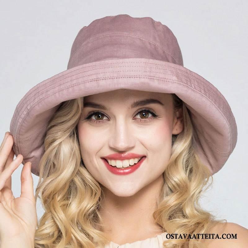 Hattu Naisten Kalastaja Hattu Suuri Kesä Naisille Aurinkovoiteet Shade