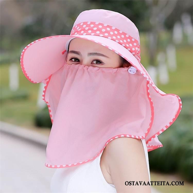 Hattu Naisten Kesä Suuri Naisille Shade Uusi Uv