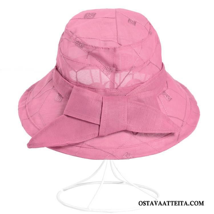 Hattu Naisten Suuntaus Aurinkohattu Sifonki Shade Kalastaja Hattu Kevät