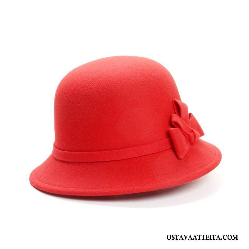 Hattu Naisten Villit Uusi Kevät Syksy Tila Perhonen