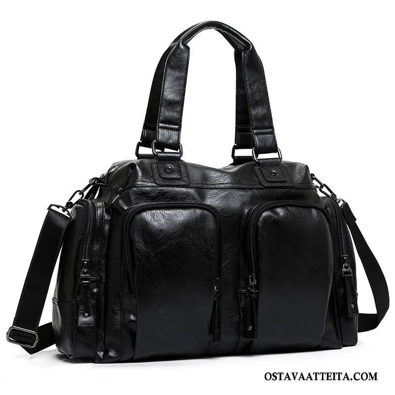 Käsilaukut Miesten Rento Käsilaukku Matkustaminen Miehille Uusi Vintage 498267429b