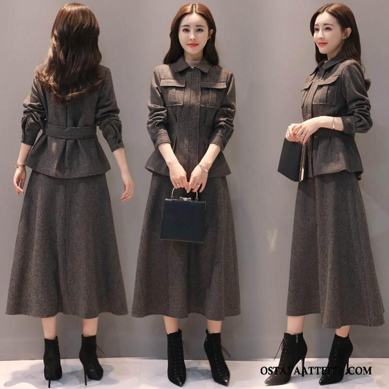 Leninki Naisten Mukavat Yksinkertainen Suuntaus Muoti Tyylikäs Vaatteet