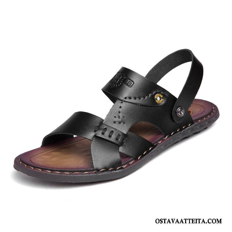 Sandaalit Miesten Kesä Rento Suuri Koko Kengät Tossut Miehille
