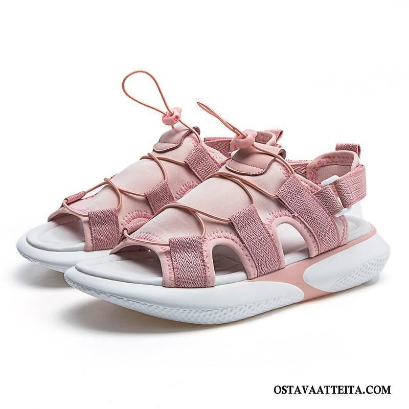 Sandaalit Naisten Kengät Naisille Rannalle Kaikki Ottelut Tasainen Kesä