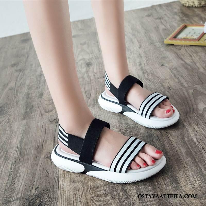 Sandaalit Naisten Korokekenkien Kengät Suuntaus Naisille Kaikki Ottelut Kesä