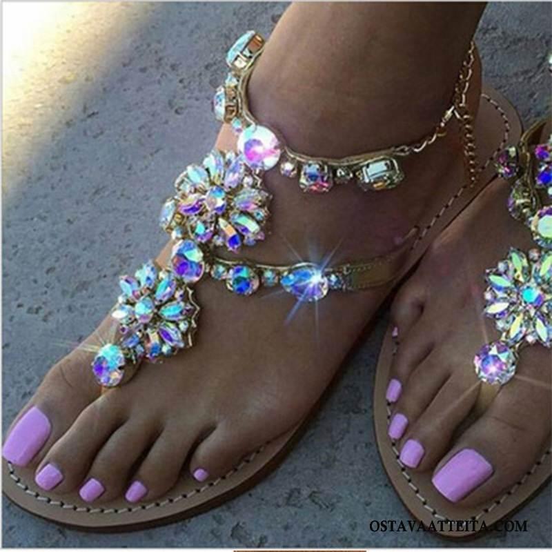 Sandaalit Naisten Kuuma Naisille Strassi