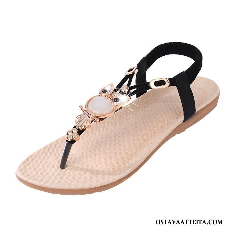 Sandaalit Naisten Naisille Kengät Tasainen Kesä Suuri Koko Kevät