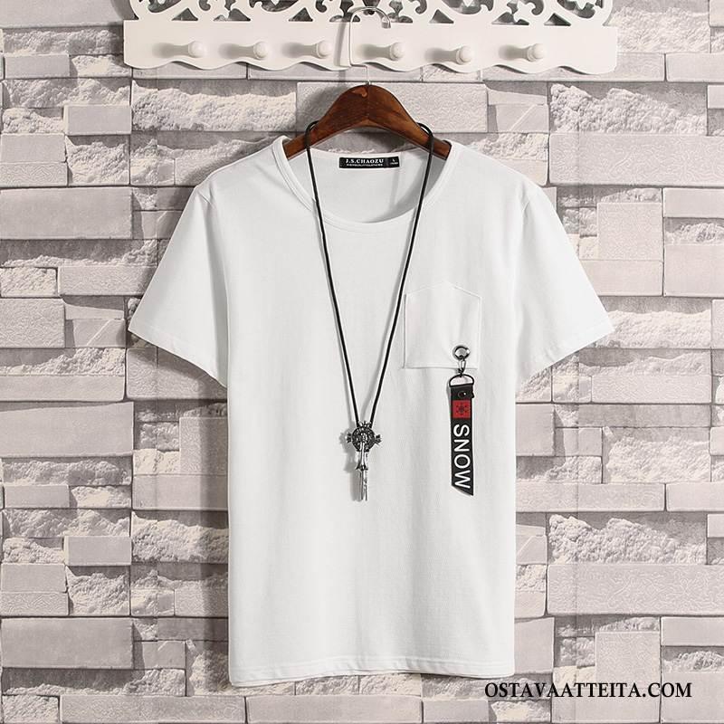 T-paidat Miesten Valkoinen Uusi Ohut Kesä Miehille